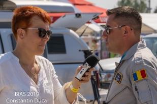 George Rotaru - director general al Aeroclubului României